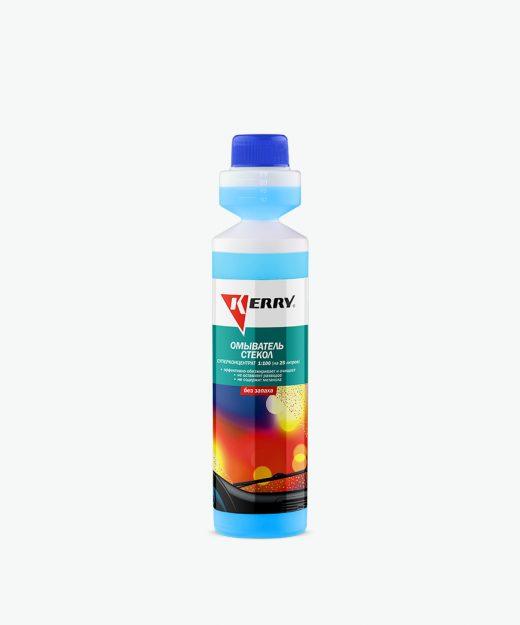 Омыватель стекол. Без запаха. Суперконцентрат KERRY KR-336
